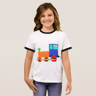 Choo-Choo Train Ringer T-Shirt