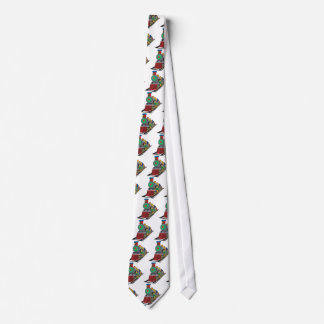 Choo Choo Train Tie
