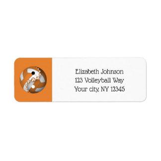 choose any colour yin yang volleyball address