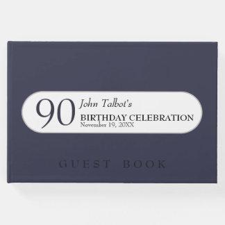 Choose Color Birthday Retirement Memorial Guest B Guest Book