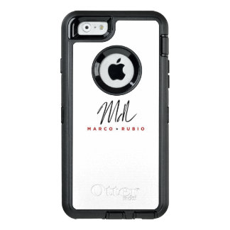 Choose Color: Otterbox Defender Marco Rubio series OtterBox iPhone 6/6s Case