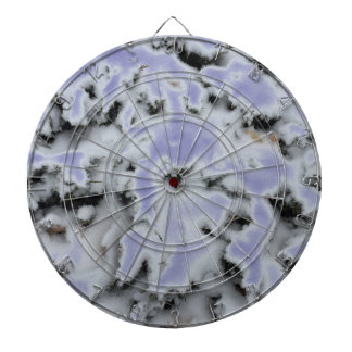 Choose Color Snow Camo Dartboard