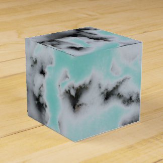 Choose Color Snow Camo Favor Box