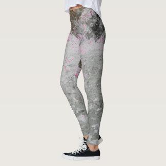 Choose Color Whitewater Leggings