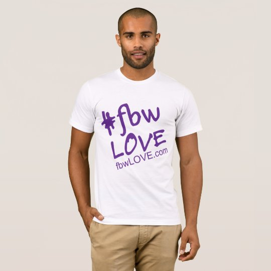 Choose #fbwLOVE Men's T-Shirt