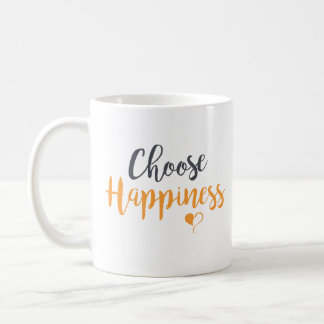 Choose Happiness Coffee Mug