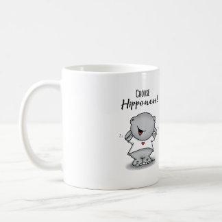 Choose Hipponess MUG - Gift for Hippo Lovers