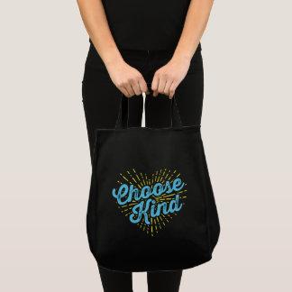 Choose Kind Tote Bag