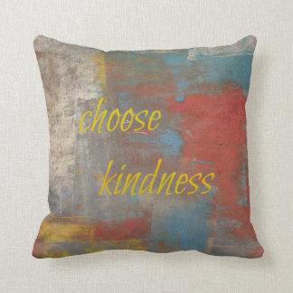 Choose Kindness - Throw Pillow