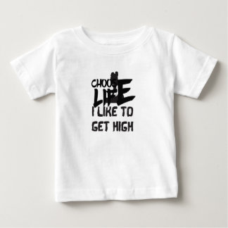 Choose Life for Men Women & Kids Baby T-Shirt