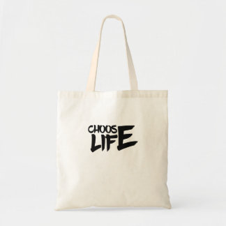 Choose Life for Men Women & Kids Tote Bag