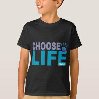 Choose Life Isaiah 49:1 T-Shirt