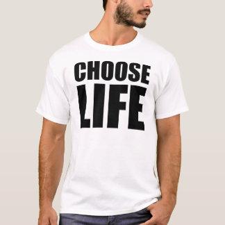 Choose Life Men's T-Shirt