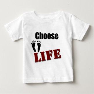 Choose Life Tee Shirts