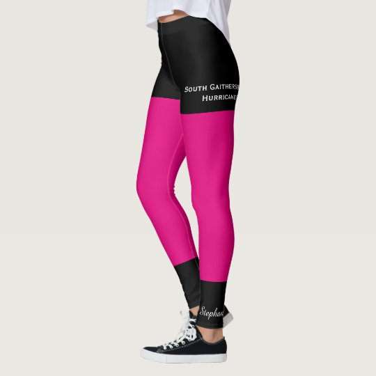 CHOOSE YOUR COLOR Leggings with Fake Black Shorts