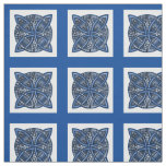 Choose Your Colour Celtic Knot Decorative Pattern Fabric
