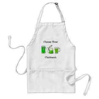 Choose Your Gaelic Weapon Standard Apron