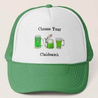Choose Your Gaelic Weapon Trucker Hat