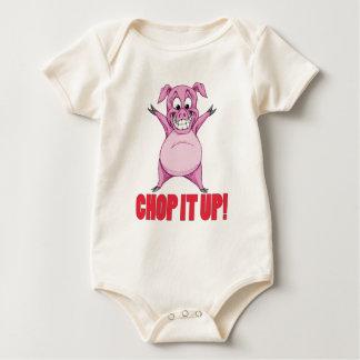 CHOP IT UP! BABY BODYSUIT