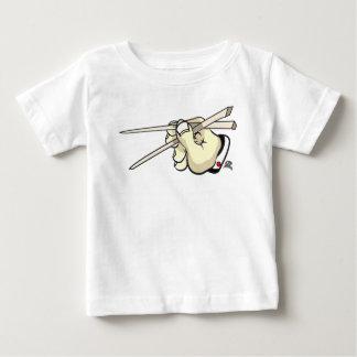 Chop Sticks Asian Design Baby T-Shirt