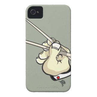 Chop Sticks Asian Design iPhone 4 Case-Mate Case