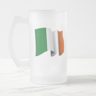 Chope Givrée Drapeau irlandais