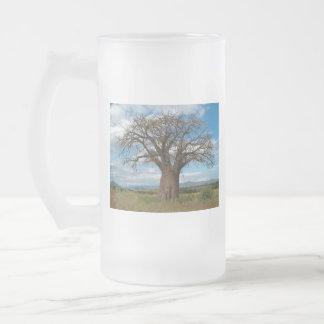 Chope Givrée La branche d'arbre de baobab personnalisent des