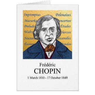 Chopin Card
