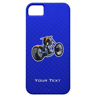 Chopper; Blue iPhone 5 Cases