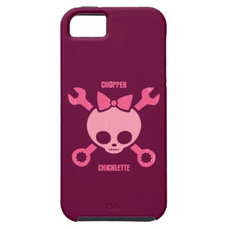 Chopper Chicklette iPhone 5 Cases