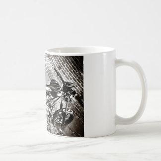 chopper coffee mug