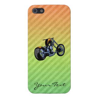 Chopper design case for iPhone 5
