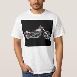 Chopper Hog Heavyweight Motorcycle T-Shirt