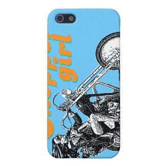 Chopper motorcycles cover for iPhone 5
