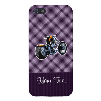 Chopper Purple Covers For iPhone 5