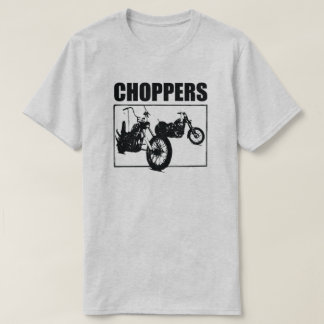 Choppers Motorcycle T-Shirt