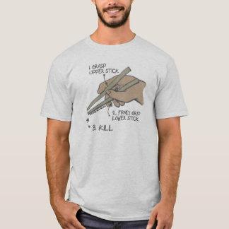 Chopstick Ninja T-Shirt
