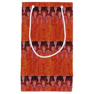 Chor der Paradiesvogel Small Gift Bag