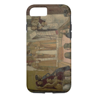 Choral Scene, from the Life of St. Benedict (fresc iPhone 7 Case