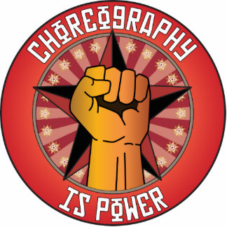 Choreography Is Power Photo Cut Out