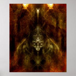 Choronzon Sanctum Poster