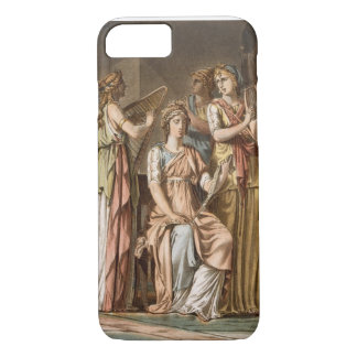 Chorus of Israelite Women, costumes for 'Esther' b iPhone 7 Case