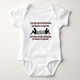 chosen ignorance baby bodysuit