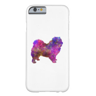 Chow-chow 01 in Watercolor 2 Barely There iPhone 6 Case