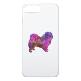 Chow-chow 01 in Watercolor 2 iPhone 8 Plus/7 Plus Case