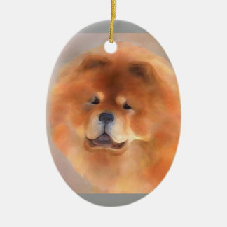Chow Chow Beauty Ornament or Pendant
