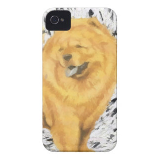Chow Chow Case-Mate iPhone 4 Cases