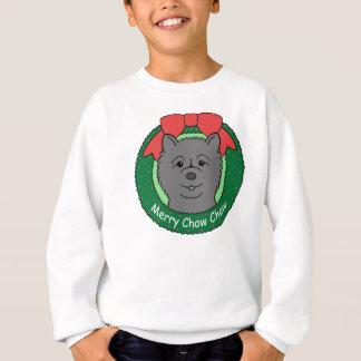 Chow Chow Christmas Sweatshirt