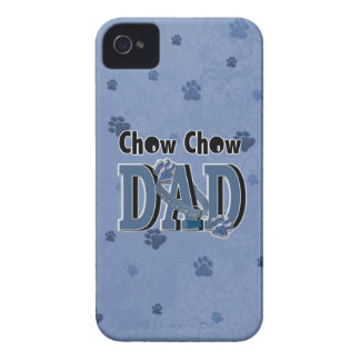 Chow Chow DAD iPhone 4 Cases