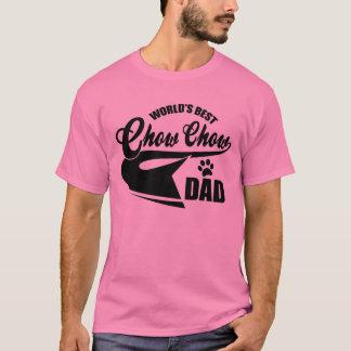 Chow Chow Dad T-Shirt
